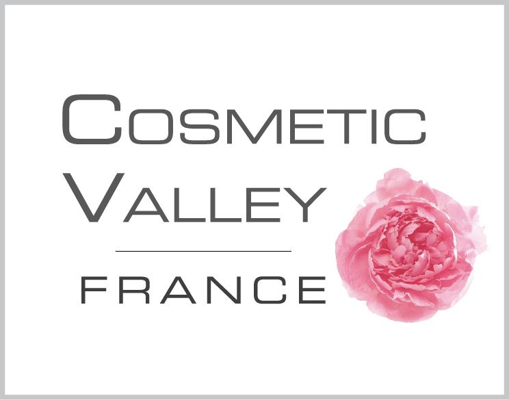 Logo adherent  COSMETIC VALLEY