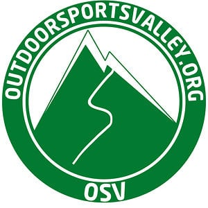 Logo adherent OUTDOOR SPORTS VALLEY