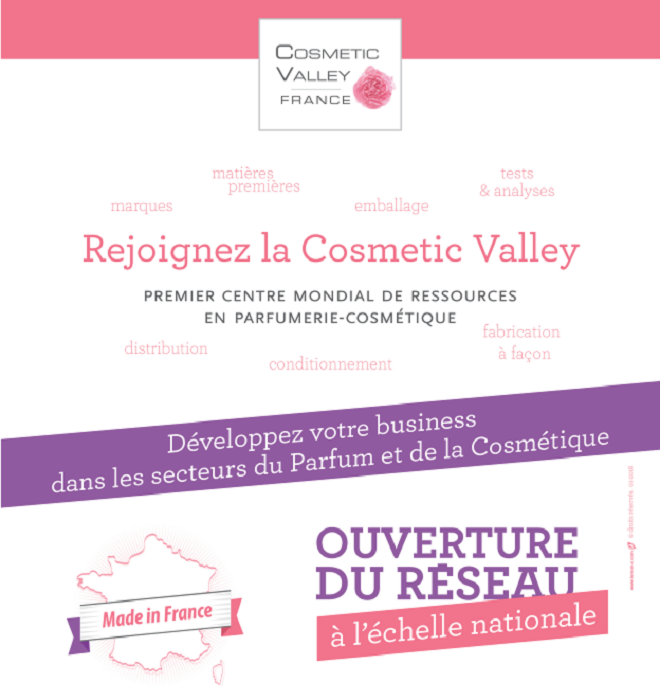 Adhérent premium  COSMETIC VALLEY