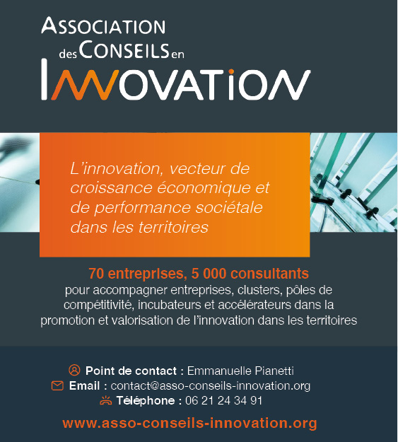 Advertising ASSO CONSEILS INNOVATION