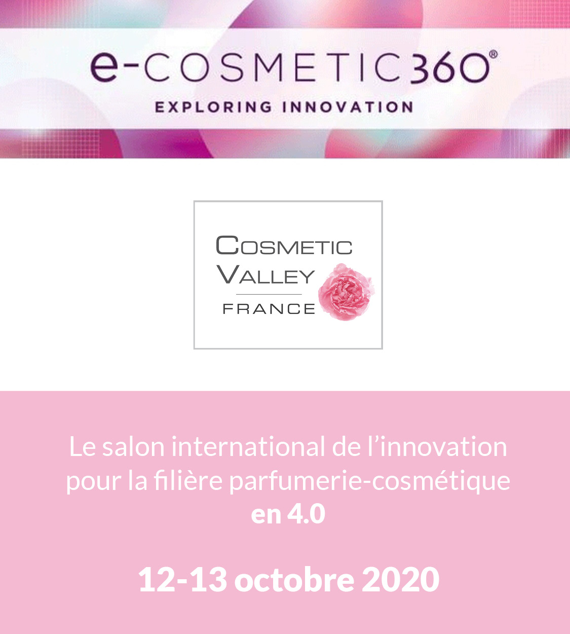 Advertising cosmetic 360